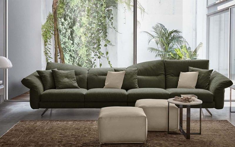 i divani italiani di rosini divani