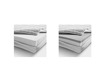 Divani letto con materassi da 18 cm di rosini divani - Divano letto a poco prezzo ...