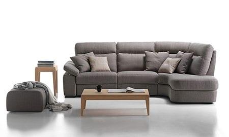 I divani su misura in tessuto di rosini divani - Divano su misura ...