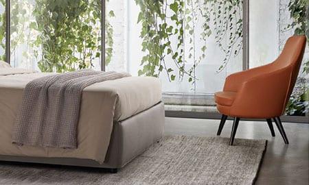 Poltroncine da camera rosini divani - Poltroncine da camera ...