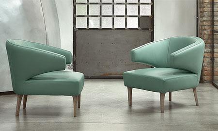 Poltroncine di design rosini divani - Poltroncine di design ...