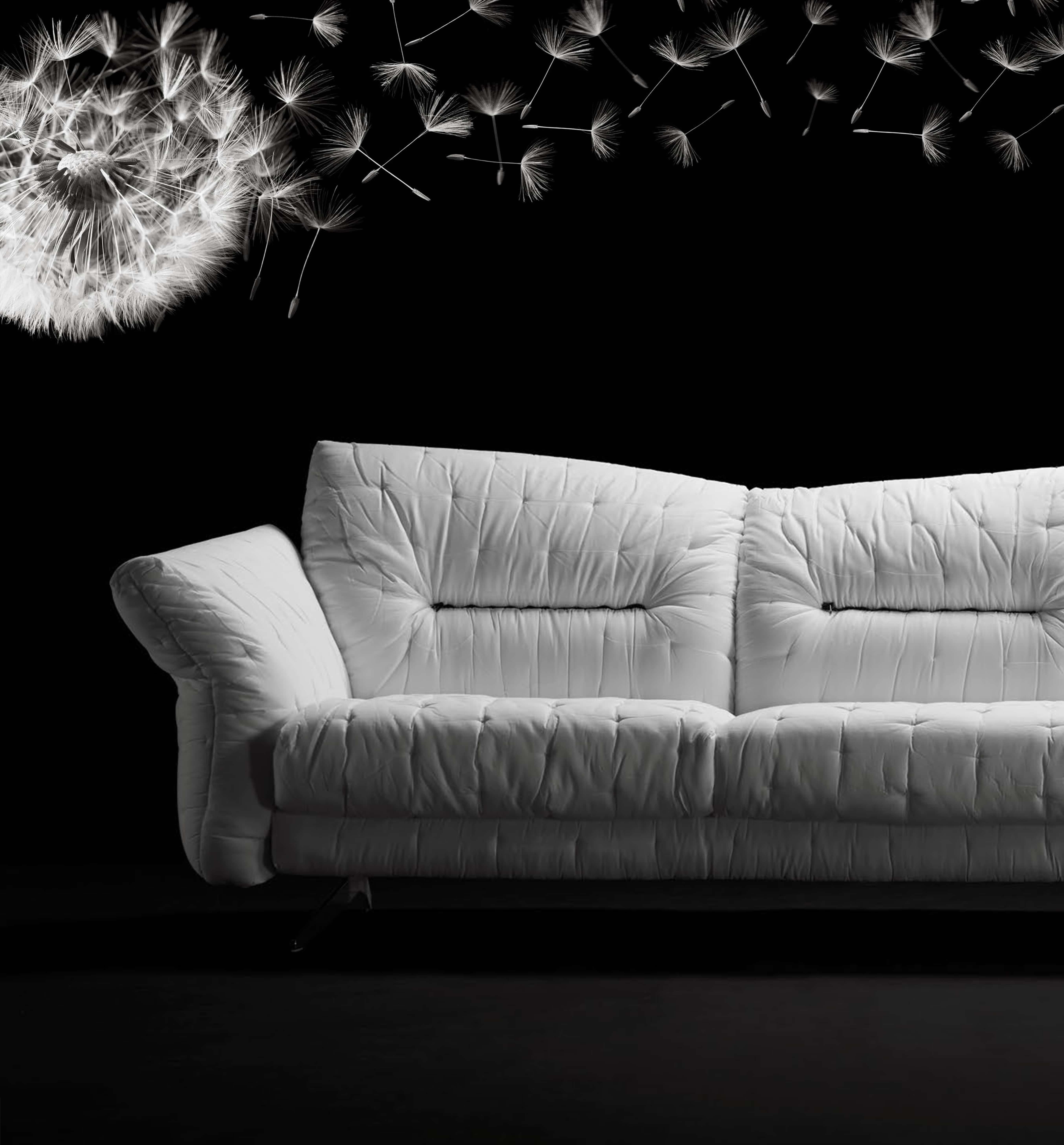 Rosini divani di qualit artigiana - Facciamo saltare i bulloni a questo divano ...